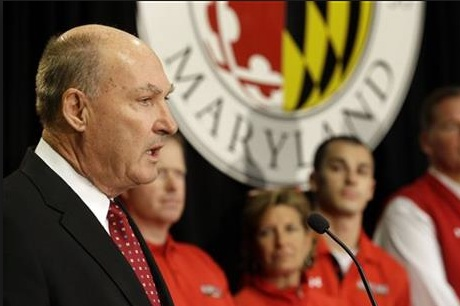 The only thing more awkward than Maryland representing the conference it's leaving against the conference it's about to join is the ACC choosing the Terps over Clemson, Virginia Tech or Wake Forest.