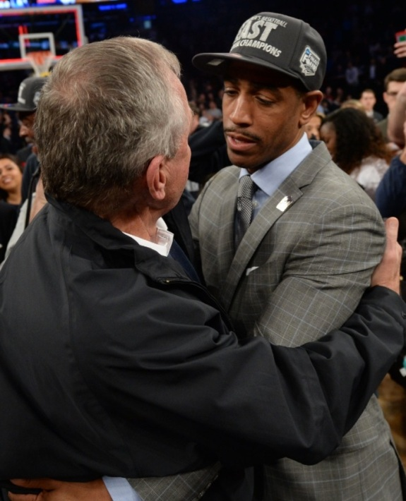 Two coaches, four titles.