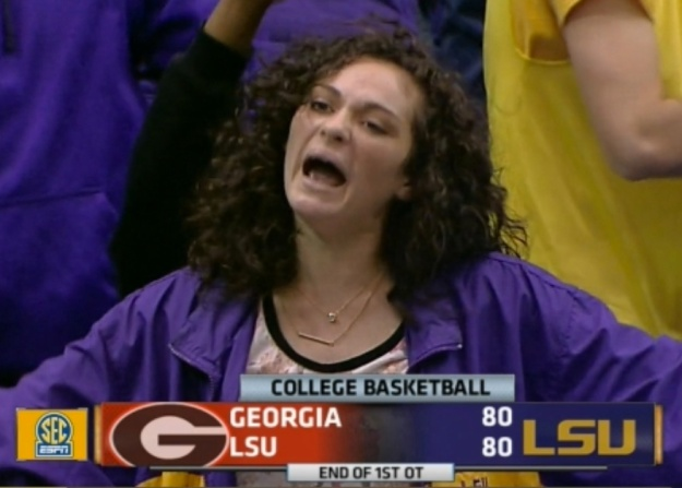 Scarily Intense LSU Woman says it's never too early for Tuesday Truths.