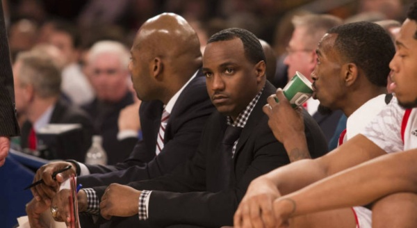 Former Louisville assistant Andre McGee. (UMKC photo)